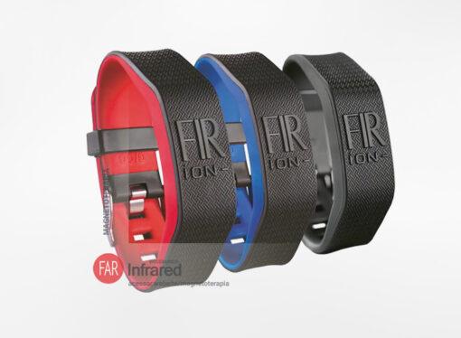 Bracelete Triple Fir Íon Bicolor (lançamento)